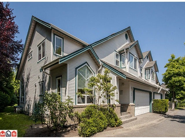 # 27 16155 82ND AV - Fleetwood Tynehead Townhouse for sale, 3 Bedrooms (F1218571) #1